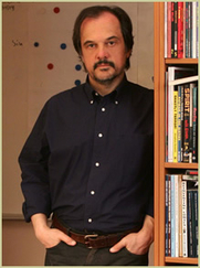 Author photo. Apostolos Doxiadis, author of &quot;Logicomix&quot; and &quot;Uncle Petros and Goldbach's Conjecture&quot;. Image, by permission, from Mr. Doxioadis' WebSite at <a href=&quot;http://www.apostolosdoxiadis.com/en/index.php?option=com_content&amp;view=article&amp;id=269&amp;Itemid=30&quot; rel=&quot;nofollow&quot; target=&quot;_top&quot;>http://www.apostolosdoxiadis.com/en/index.php?option=com_content&amp;view=articl...</a>