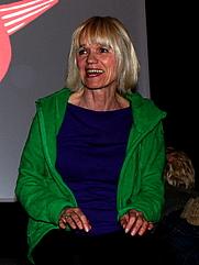 Author photo. Iben Sandemose (2012)<br>Photo: Grethe Tvede / Aust-Agder bibliotek og kulturformidling