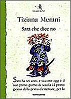 Sara che dice no by Tiziana Merani