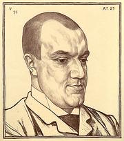 Author photo. Portrait by Jan Veth (1893)