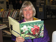 Author photo. Margriet Ruurs