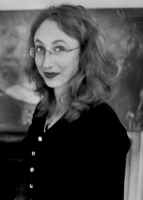 Author photo. Rowena Shepherd