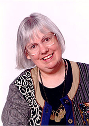 Author photo. Margaret Read Macdonald
