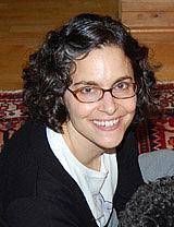 Author photo. Sara Crowe, Literary Agent