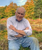 """Author photo. Howard Frank Mosher, from his website. By Source (WP:NFCC#4), Fair use, <a href=""""//en.wikipedia.org/w/index.php?curid=56472264"""" rel=""""nofollow"""" target=""""_top"""">https://en.wikipedia.org/w/index.php?curid=56472264</a>"""