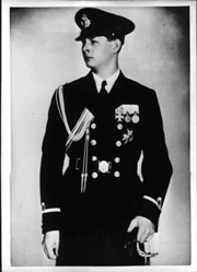 Author photo. Michael I, King of Romania (6 September 1940) / Photo © <a href=&quot;http://www.bildarchivaustria.at&quot;>ÖNB/Wien</a>