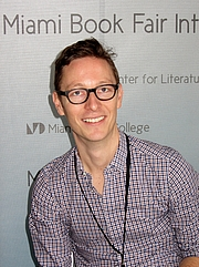 """Author photo. By Rodrigo Fernández - Own work, CC BY-SA 4.0, <a href=""""https://commons.wikimedia.org/w/index.php?curid=37736946"""" rel=""""nofollow"""" target=""""_top"""">https://commons.wikimedia.org/w/index.php?curid=37736946</a>"""