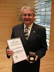 Author photo. Franz Lampeitl
