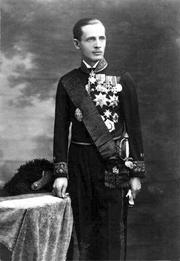 Author photo. The Baron Marcellus Donald Alexander Ritter von Redlich