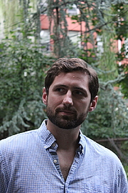 """Author photo. By Jessica Alvarez - privat (Phil Klay), CC BY-SA 3.0, <a href=""""https://commons.wikimedia.org/w/index.php?curid=35058331"""" rel=""""nofollow"""" target=""""_top"""">https://commons.wikimedia.org/w/index.php?curid=35058331</a>"""