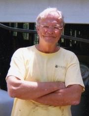 Author photo. Robert Holland, June 2008
