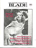 Orange County Blade (Issue #4) Marlene…