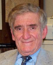 Author photo. Theodore K. Rabb [credit: Princeton University]