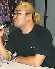 Author photo. Kim Jae-Hwan