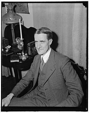 Author photo. Library of Congress Prints and Photographs Division, Harris & Ewing Collection (REPRODUCTION NUMBER:  LC-DIG-hec-26335)
