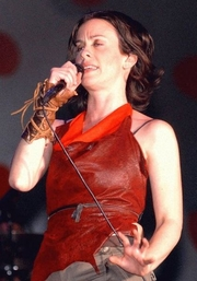 Author photo. Brasília Music Festival in Brasília, Brazil, 2003 <br>Source: Marcelo Casal Jr / ABr. 26/09/2003</br>