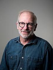 Author photo. Dennis Merrill