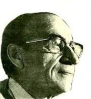 Author photo. Louis Dumont (1911-1998) Anthropologue et indianiste