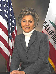 Author photo. from Boxer's U.S. Senate website