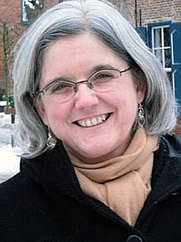 Author photo. Helga Glaesener