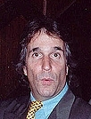 Author photo. Henry Winkler (Actor) ~ Photo by Alan Light, 1990