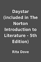 Daystar (included in The Norton Introduction…