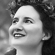 Author photo. Elena Maria Vidal
