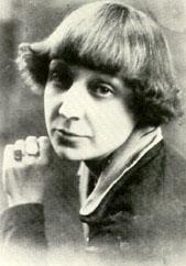 "Author photo. From <a href=""http://en.wikipedia.org/wiki/Image:Tsvetaeva.jpg"">Wikimedia Commons</a>"