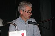 Author photo. Justus Nussbaum
