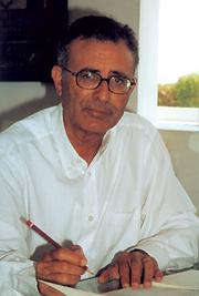 Author photo. Abdelkebir Khatibi