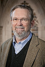 Author photo. Richard B. Hays