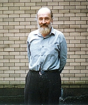 Author photo. Gleb Botkin in 1959/1960