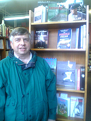Author photo. Flickr user Sooz (<a href=&quot;http://www.flickr.com/photos/sooz/8337343/&quot;>source</a>)