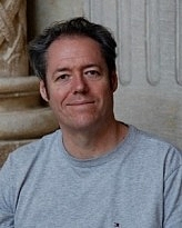 Author photo. Martin Edward Thomas [credit: Australian National University]