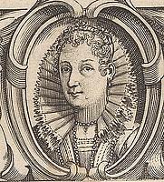 Author photo. Isabella Catanea Parasole (c.1575-c.1620)