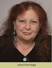 Author photo. Ruth Almog