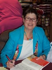 Author photo. Twenty Wishes book signing, onyx95
