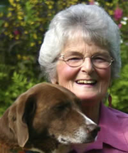 Author photo. Jennifer Rees-Larcombe