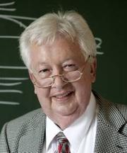 Author photo. Walter Greiner
