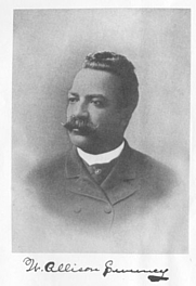 Author photo. From &quot;History of the American Negro in the Great World War,&quot; W. Allison Sweeney, 1919 <BR>(Project Gutenberg)