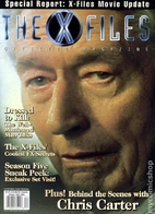 The X-Files Official Magazine #4 by Steve…