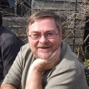 Author photo. Michael Skeet
