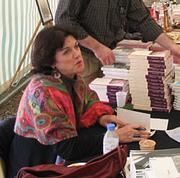 Author photo. Photo Ricardo Boimare