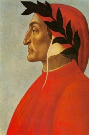 Author photo. Painting by Sandro Botticelli (c. 1495)