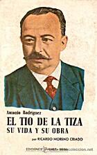 Antonio Rodríguez, el Tío de…