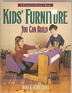 Kids Furniture You Can Build (The Weekend…