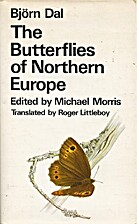 The Butterflies of Northern Europe by Björn…