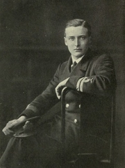 Author photo. Image from <b><i>With the Flying Squadron: Being the War Letters of the Late Harold Rosher to His Family</i></b> (1916)