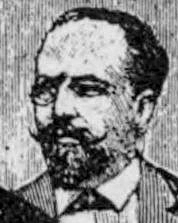 Author photo. Image from <b><i>The Anarchist Peril</i></b> (1894) by Félix Dubois