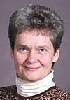 Author photo. Carol Jean Godby [credit: D-Lib Magazine, December 2004]